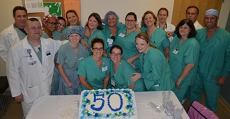 Christian Hospital marks its 50th TAVR case